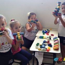 Uniforme escolar na educação infantil
