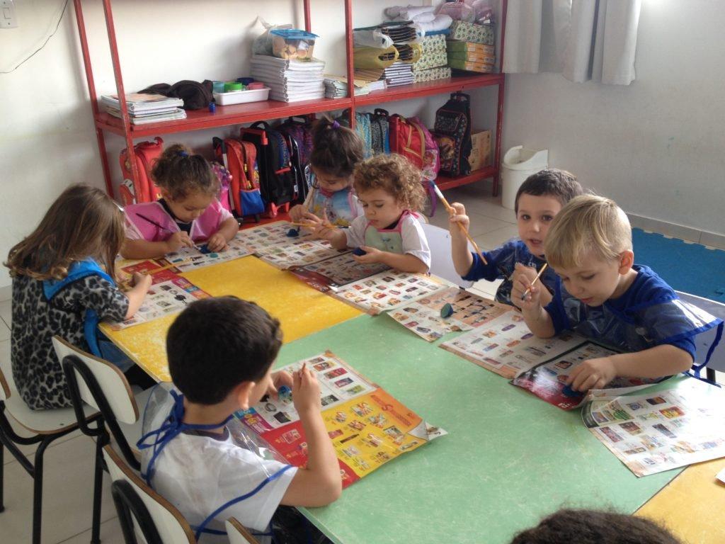 Como estimular a criatividade da criança