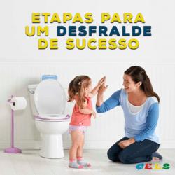 Educação Infantil Desfralde de sucesso CELS