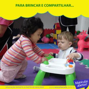 berçário educação infantil palhoça creche