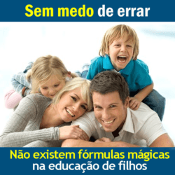 Pais do CELS com medo de errar na educação dos filhos