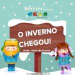 Dicas de saúde: O inverno também chegou na escola