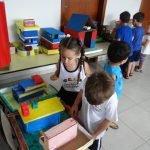 Escola: Um lugar de aprendizado e convivência