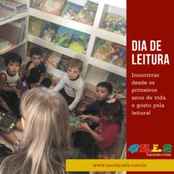 Desenvolvendo o hábito pela leitura na escola